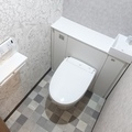 マンションのトイレ交換工事